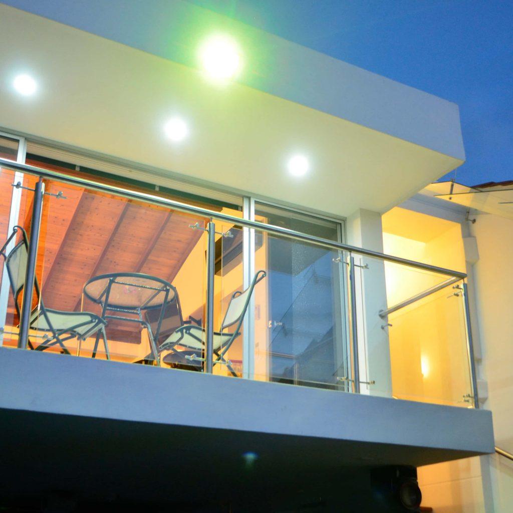 Balcon Suite Imperial Motel La Herradura. Bucaramanga - Floridablanca