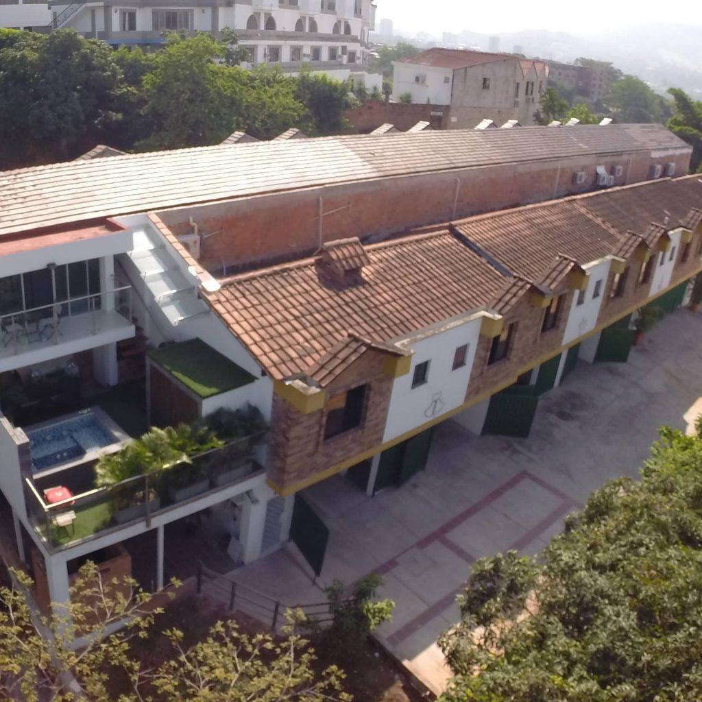 Entorno Campestre. Motel La Herradura. Bucaramanga - Floridablanca