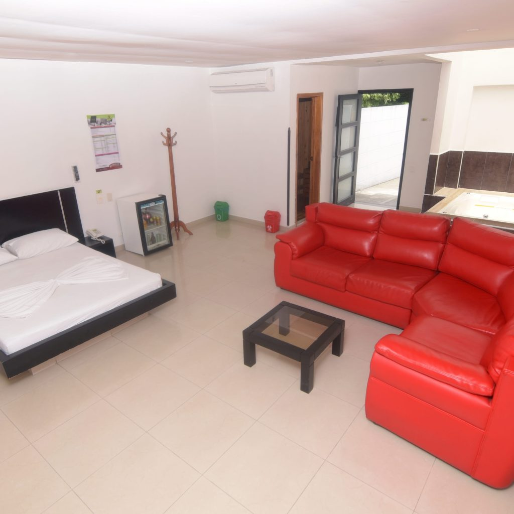 Pista de Baile Suite Presidencial Motel La Herradura. Bucaramanga - Floridablanca