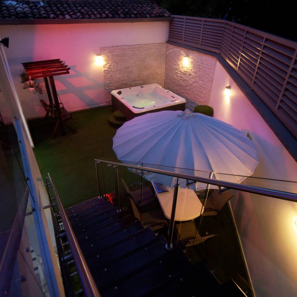 Zona Humeda Suite Duplex Motel La Herradura. Bucaramanga - Floridablanca